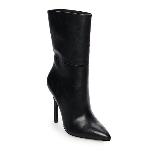 Style Charles by Charles David Prussia Women's High Heel Ankle Boots