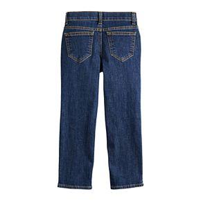 Boys 4-12 SONOMA Goods for Life? Straight Jeans in Regular, Slim & Husky