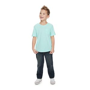 Boys 4-12 SONOMA Goods for Life® Straight Jeans in Regular, Slim & Husky
