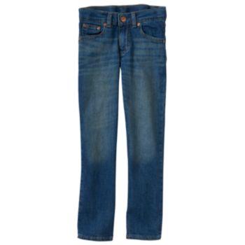 Boys 4-12 SONOMA Goods for Life? Straight-Leg Jeans in Regular, Slim & Husky