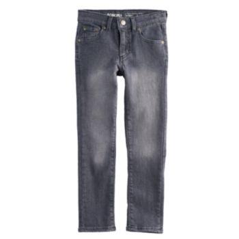 Boys 4-12 SONOMA Goods for Life? Gray Skinny Stretch Jeans in Regular, Slim & Husky