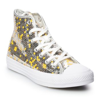 Women's Converse Chuck Taylor All Star Sequins High Top Shoes