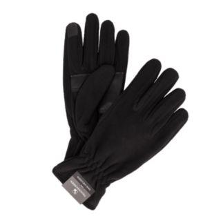 Men's Van Heusen Touchscreen Tech Fleece Gloves