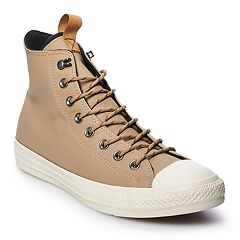38171eb1f783 Men s Converse Chuck Taylor All Star Leather High Top Shoes