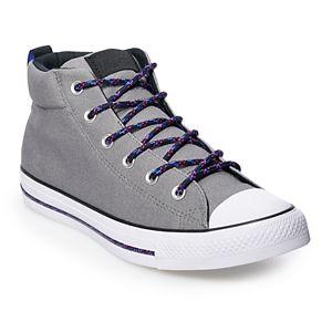 67c5e41d8479 Men s Converse Chuck Taylor All Star Leather High Top Shoes. Sale