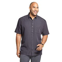 Men's Van Heusen Air Non-Iron Short Sleeve Shirt