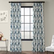 EFF Duchess Cotton Twill Curtain