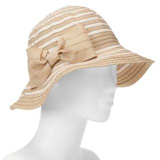 Women's Betmar Marilyn Ribbon Braid Sun Hat