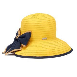 Women's Betmar Malta Back Bow Sun Hat