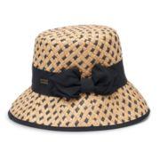 Women's Betmar Bridgitte Straw Sun Hat