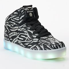 Skechers Energy Lights 2.0 Kid's High Top Shoes