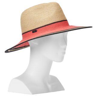 Women's Betmar Porto Braided Colorblock Sun Hat