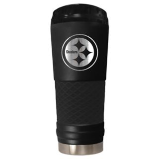 Pittsburgh Steelers 24-Ounce Stealth Travel Tumbler