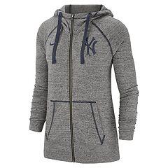 Women's Nike New York Yankees Full Zip Fleece
