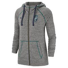 23bbec493 Women s Nike Seattle Mariners Full Zip Fleece
