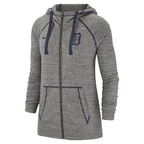 Women's Nike Detroit Tigers Full Zip Fleece