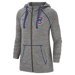 ec0d6c7203f8 Women s Nike Chicago Cubs Full Zip Fleece