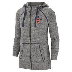 Women's Nike Houston Astros Full Zip Fleece