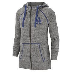 Women's Nike Los Angeles Dodgers Full Zip Fleece