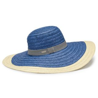 Women's Betmar Lora Braided Wide Brim Sun Hat