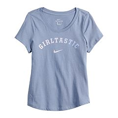 9fd434835d46 Girls Nike Graphic T-Shirts Kids Tops   Tees - Tops