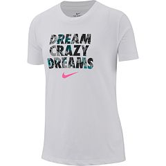 Girls 7-16 Nike 'Dream Crazy Dreams' Graphic Tee
