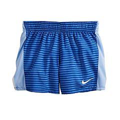 Girls 7-16 Nike Printed Running Shorts