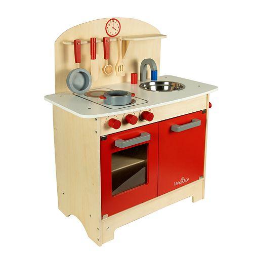 Homeware Wood Kitchen Set