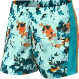 Girls 7-16 Nike Printed Running Shorts