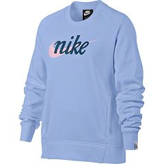 Girls 7-16 Nike Swoosh Graphic Sweatshirt 40f977f86