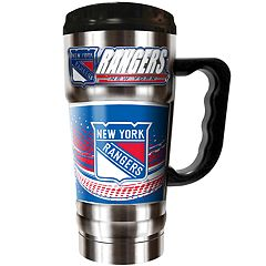 New York Rangers Champ Travel Tumbler