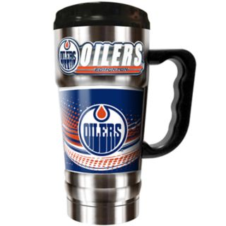 Edmonton Oilers Champ Travel Tumbler