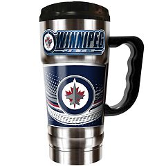 Winnipeg Jets Champ Travel Tumbler