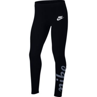 Girls 7-16 Nike Graphic Leggings