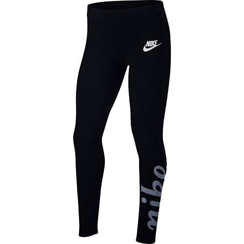 4beb6ef7 Girls 7-16 Nike Graphic Leggings