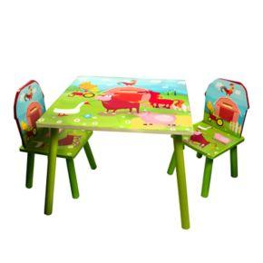 Homeware Farm Table & Chairs