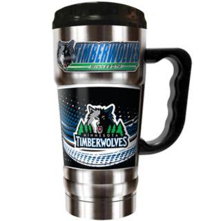 Minnesota Timberwolves Champ Travel Tumbler