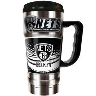 Brooklyn Nets Champ Travel Tumbler