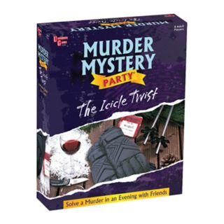 Murder Mystery Party The Icicle Twist by University Games