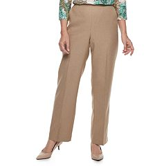 Petite Alfred Dunner Studio Pull-On Pants