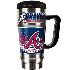 Atlanta Braves Champ Travel Tumbler