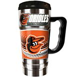 Baltimore Orioles Champ Travel Tumbler