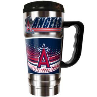 Los Angeles Angels of Anaheim Champ Travel Tumbler