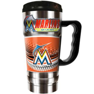 Miami Marlins Champ Travel Tumbler