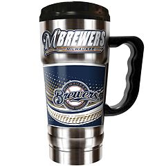 Milwaukee Brewers Champ Travel Tumbler