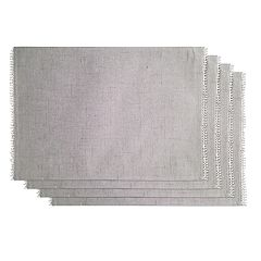 Lenox French Perle Placemat 4-pack