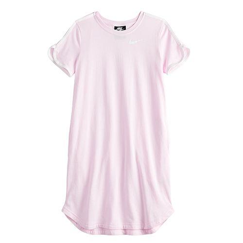 Girls 7-16 Nike Shirtdress