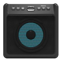 iHome Color Changing Bluetooth Rechargeable Speaker
