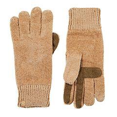 Women's isotoner Chenille Tech Gloves