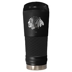 Chicago Blackhawks 24-Ounce Stealth Travel Tumbler